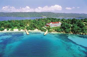 Bahia Principe Cayo Levantado view