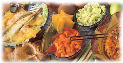 caribbean appetizer recipes