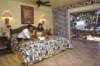 gran ventana beach resort room