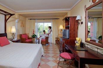 Melia Las Dunas Room