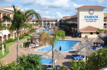 Sandos Riviera Beach