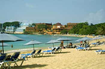 Sosua Bay Beach
