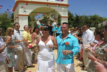 Wedding at Bahia Principe Bavaro Punta Cana
